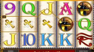Sphinx Mysteries kostenlos spielen - Novomatic / Novoline