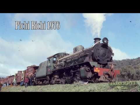 Pichi Richi Railway - YouTube