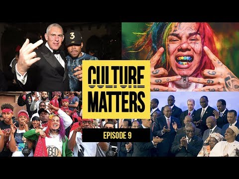6ix9ine on TheBreakfast Club, Youtube Streaming, Africa Unites - Episode 9 | Culture Matters Show