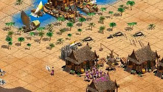 4v4 Arabia | Malay Dock Meta