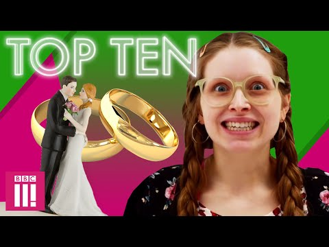 TOP TEN: Things About My Dream Wedding feat. Jessie Cave