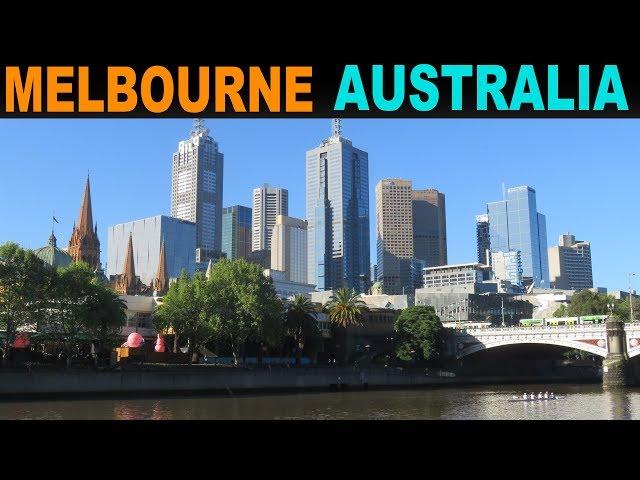 A Tourist's Guide to Melbourne, Australia