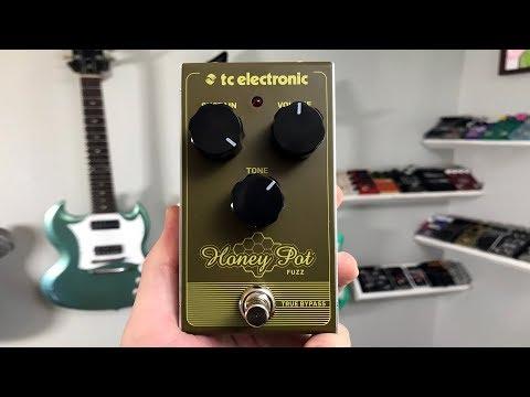 Honey Pot  Fuzz - Tc Electronic
