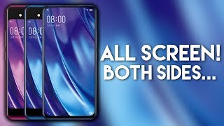 Here's a way to get all screen... Vivo Nex Dual Display