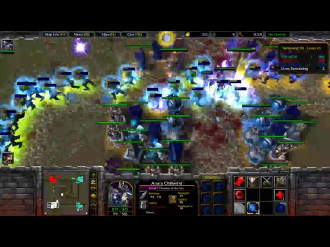 Repeat Warcraft 3 - BattleNet - Burbenog TD v2 34e Legends