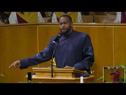 "September 3, 2017 ""The Destruction of Dagon"", Rev. Dr. Howard-John Wesley"