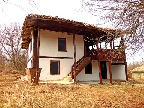 Traditional Stone House in Bulgaria