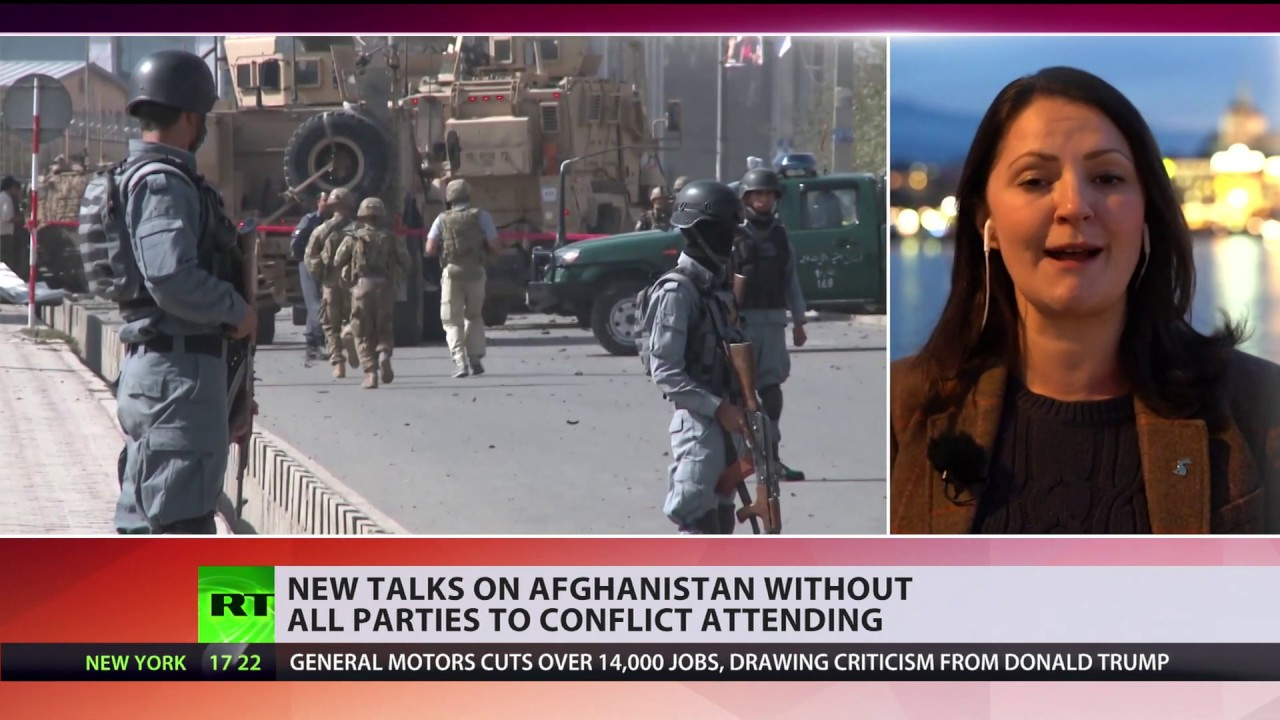 New talks on Afghanistan held – but without Taliban