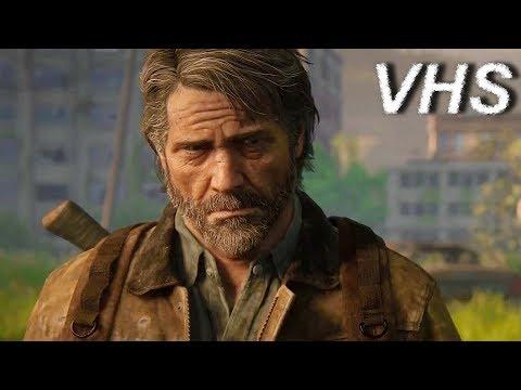 Last Of Us 2 - Сюжетный трейлер на русском - VHSник