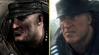 Gears of War Ultimate Edition Xbox One vs Xbox 360 Original Graphics Comparison