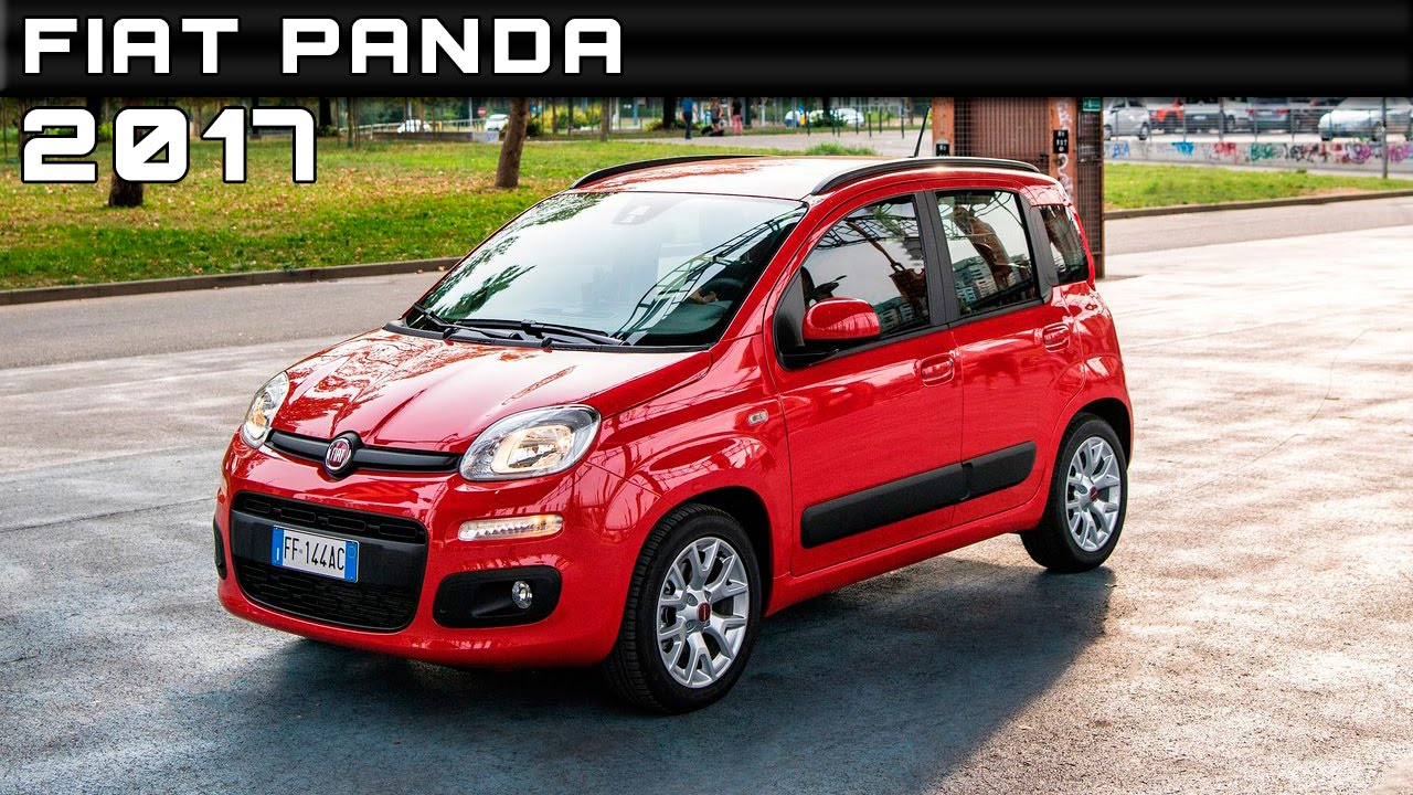 2017 fiat panda review rendered price specs release date. Black Bedroom Furniture Sets. Home Design Ideas