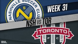 Nashville SC vs Toronto FC II: October 9, 2018