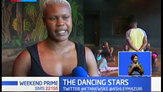 Dancing Stars: A group of youths exploiting talent perform before local and International Audience