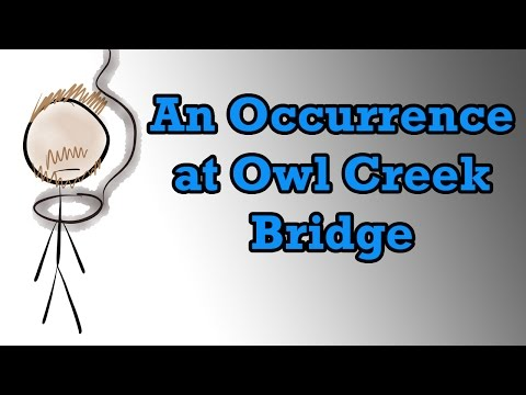 the occurrence at owl creek bridge