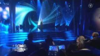 Lena Meyer-Landrut - Push Forward Live Eurovision 2011 song entscheidung
