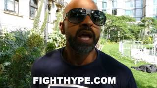 DAVE COLDWELL GIVES IN-DEPTH BROOK VS. SPENCE BREAKDOWN; SAYS BODY SHOTS & WEIGHT CUT KEY