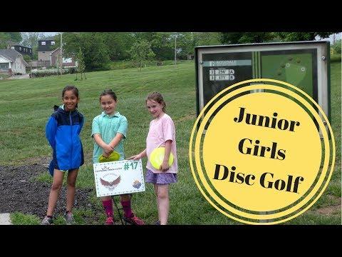 2018 KC Diva Spring Feeva + WGE (Juniors Disc Golf - FJ10)