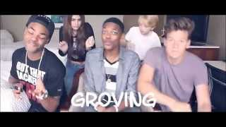 Shake It Off - Lyric cover (Tyler Ward, KingBach, Toby Randall, Princess Lauren, Reggie COUZ)