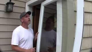 Install A Larson Storm Door