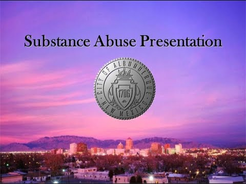 COA Substance Abuse Policy for New Employees