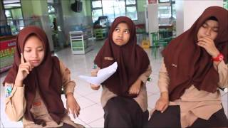 Persaingan di Sekolah, Short Arabic Film by Errina and The Geng
