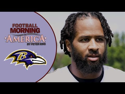 Ravens' Earl Thomas Tells Peter King He Has No Regrets About Flipping Off Pete Carroll | NBC Sports