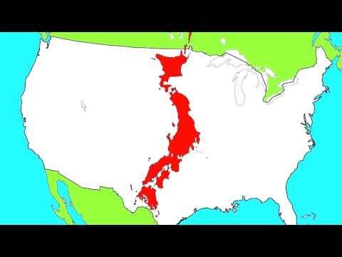 日本 の 国土 面積
