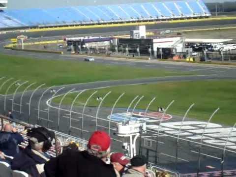NASCAR Testing 6th Generation Car