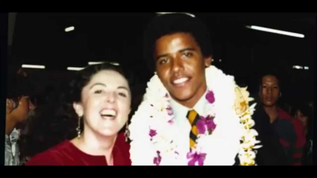 barack obama's parents - HD1400×1033