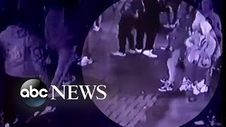 new video released in shooting on Canal Street
