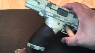 Js Camouflage Customs (digital) Hi-point 40sw Pistol