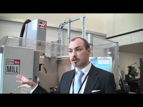 Hethel Engineering Centre: Haas Supports Industry Growth in the UK — Customer Documentary