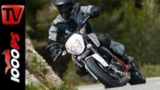 KTM 690 Duke 2014 Testvideo | Actionszenen, Fazit