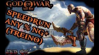 GOD OF WAR 1 SPEEDRUN(TREINO)