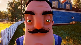 HELLO NEIGHBOR ALPHA 2 Full Game Video