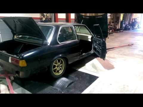 The death trap, dyno tuning Top Secret Import tuning by Felix Medina