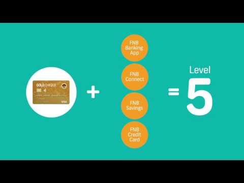 Get More With FNB Gold – Get Rewarded!