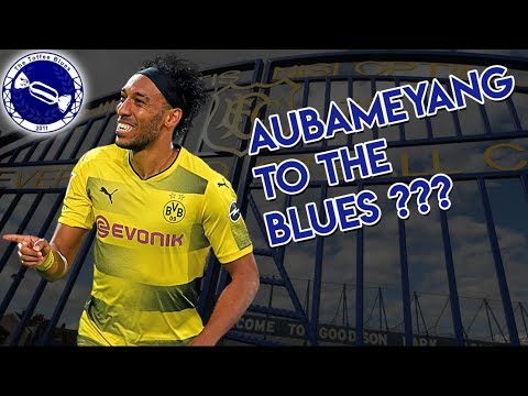 Toffee Blue View | Aubameyang and Transfer Rumours