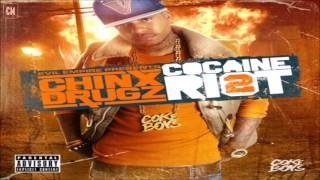 Chinx Drugz - Cocaine Riot 2 [FULL MIXTAPE + DOWNLOAD LINK] [2012]