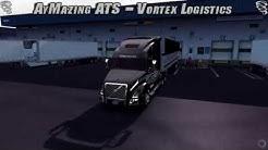 Autumn Trucking in Oregon | American Truck Simulator[English]