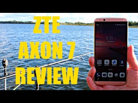 ZTE Axon 7 Review - A Flagship for $400