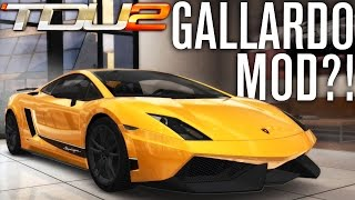 aWESOME AWD GALLARDO!  TEST DRIVE UNLIMITED 2 MODS (TDU2)