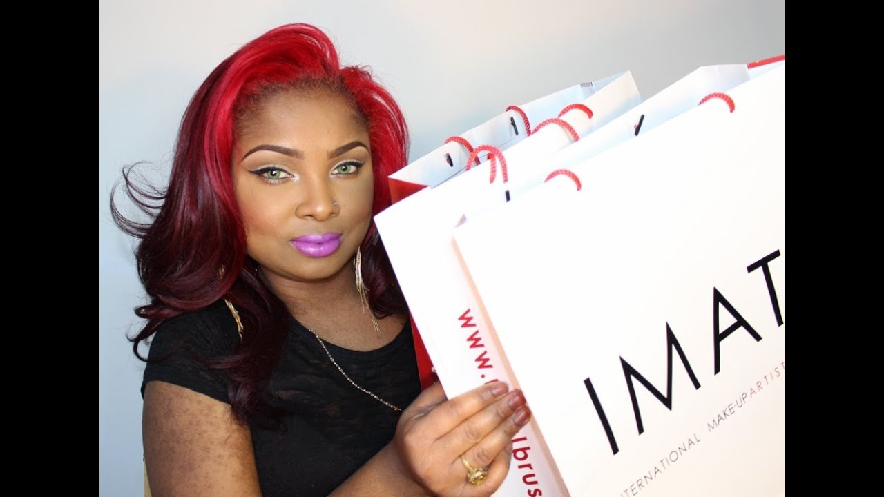 imats nyc 2013 haul with pics and clips at the end