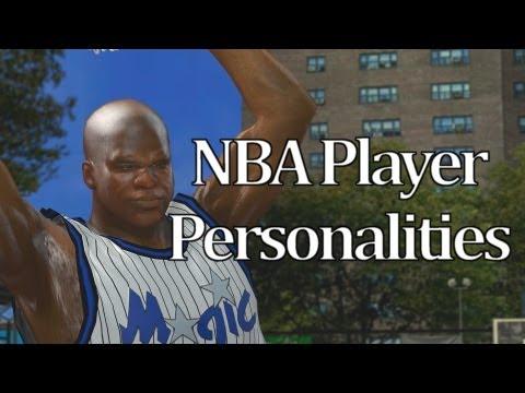 NBA Player Personalities - Association Stories/Event Generator