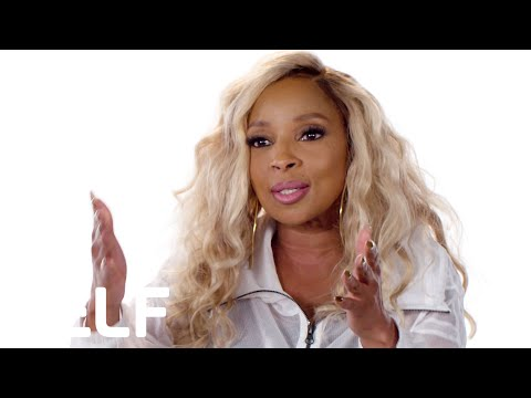 Mary J. Blige on What She Loves About Her Body | Body Stories | SELF