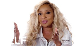 Mary J Blige On What She Loves About Her Body Body Stories SELF