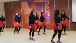La cucamarcha dance ( bth cg
