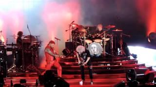 Queen + Adam Lambert I Want It All Live on 2017 US Tour
