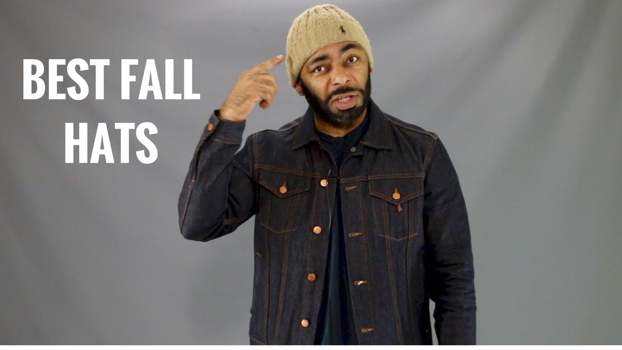 fb943cd6ddfb98 10 Best Fall Men's Hats/Best Fall Caps and Hats For Men - YouTube