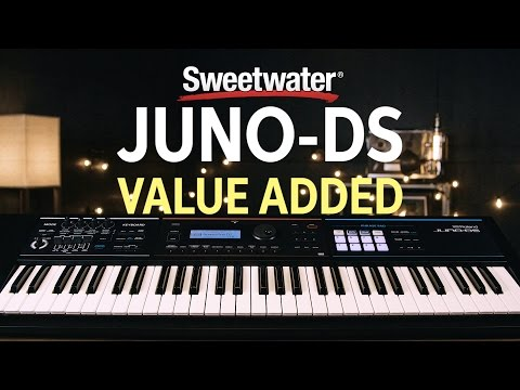 Sweetwater's JUNO-DS Value Added Thumb Drive Overview